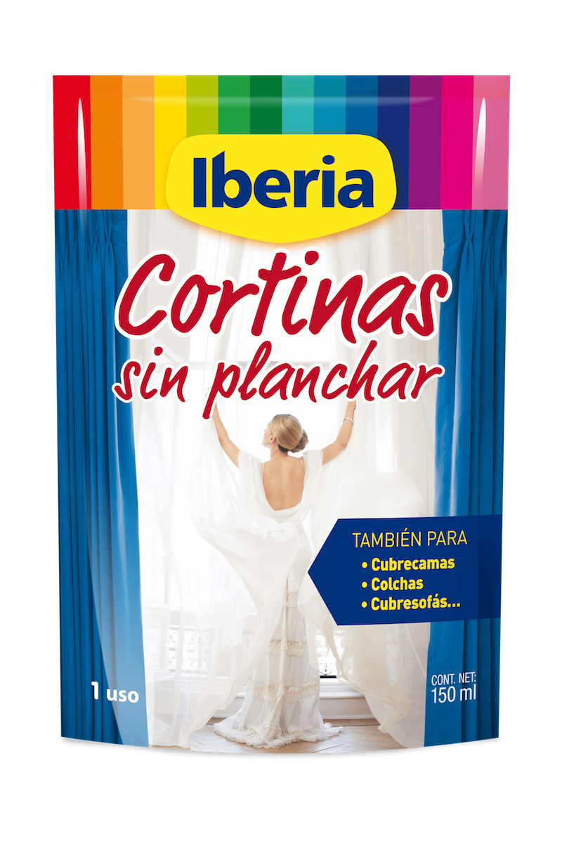 Iberia cortinas luminosas