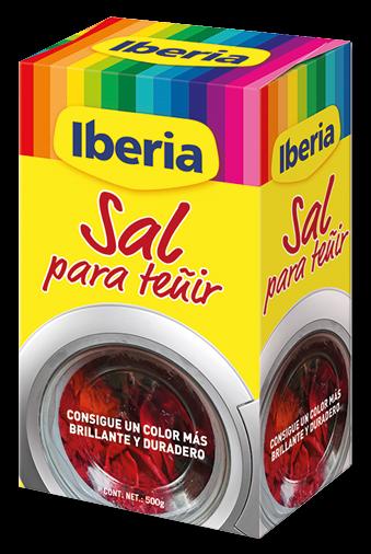 Emballage du produit Sal para teñir